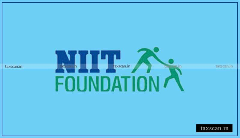 NIIT Foundation - ITAT - virtual classrooms - Online Classroom - Taxscan