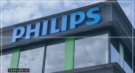 Philips India - NAA - Taxscan