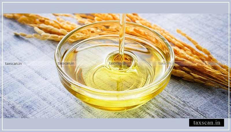 Rice Bran Oil - GST - AAR - Taxscan