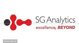 SG Analytics - CA - Taxscan