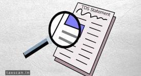 TDS Statement - ITAT - Taxscan