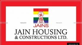 Jain Housing & Constructions - Taxscan
