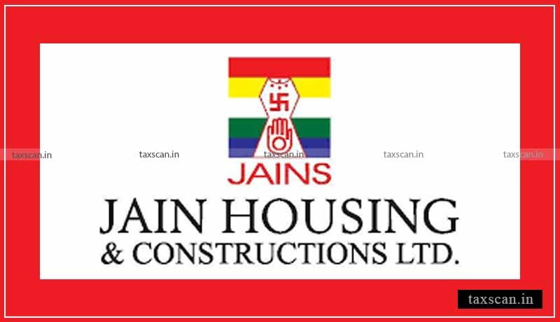 Jain Housing & Constructions - Taxscan