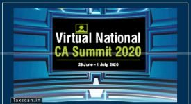 virtual National CA Summit - ICAI - Taxscan
