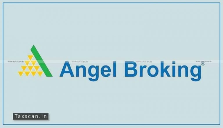 Chartered Accountant vacancy in Angel Broking