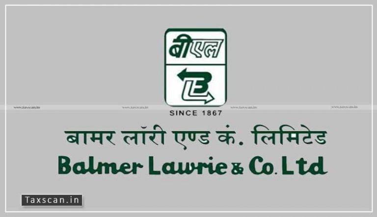 Deputy Manager vacancy in Balmer Lawrie