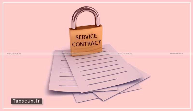 CICS - CCS - Service Tax - Service Contracts - CESTAT - Taxscan
