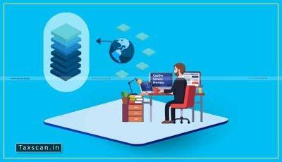 COVID 19 - Service Provider - Taxscan