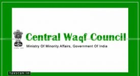Central Waqf Council - Taxscan