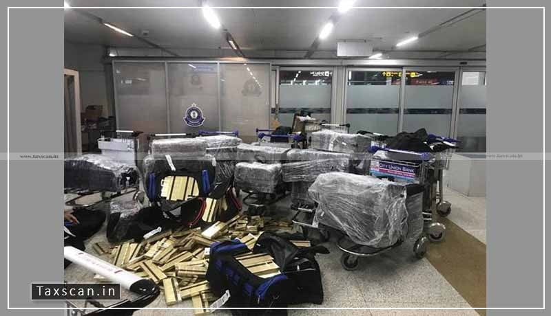 Cigarettes - Delhi Customs - IGI Airport - Taxscan