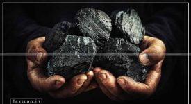 Coal handling -GST -AAR - Taxscan