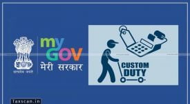 Customs Duty Exemption - MyGov Innovate portal - CBIC - Taxscan