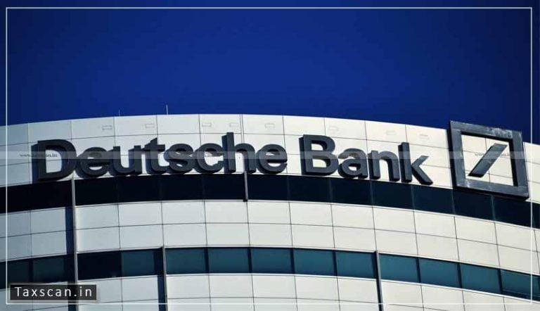 CA -Articleship opportunity in Deutsche Bank
