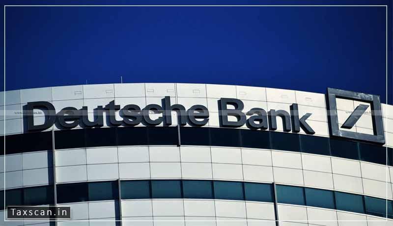 Deutsche Bank - Articleship - Taxscan