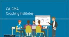 Education - CA Exams - AAR - exempted services - CA - CMA - Taxscan