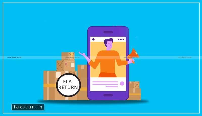 FEMA - FLA return - Taxscan