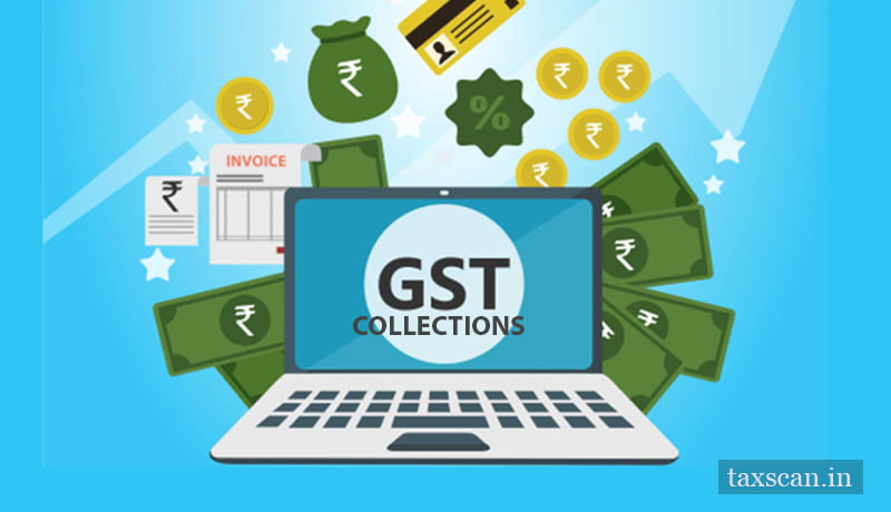 GST Revenue collected - Taxscan