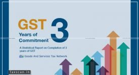 GSTN - Statistical Report - GST Implementation - Taxscan