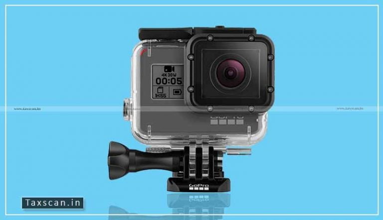 CESTAT allows Benefit of Duty Exemption on Import of 'GoPro HERO5 Black' Action Camera [Read Order]