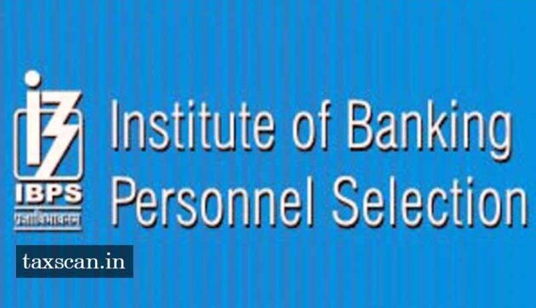 Chartered Accountant, LLB vacancies in IBPS