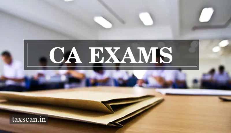 ICAI - CA Examination - Taxscan