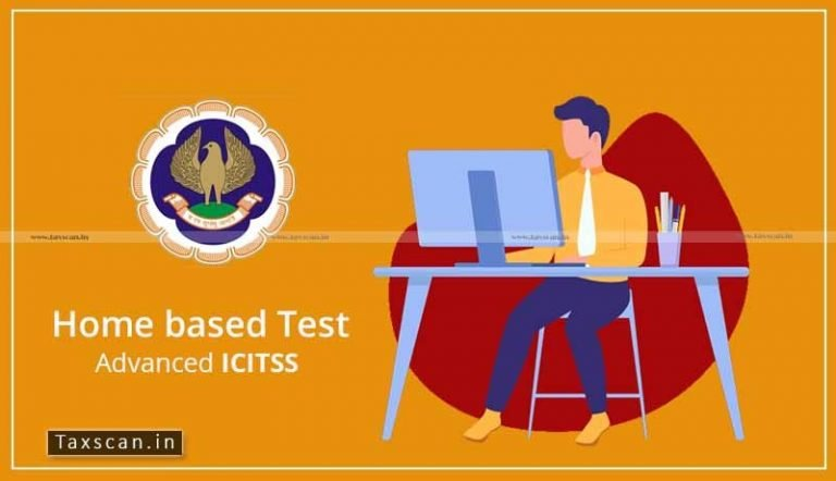 ICAI to conduct Home based Test for Advanced ICITSS