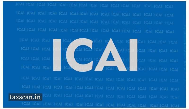 ICAI - ITT - OC - Practical Training - Taxscan