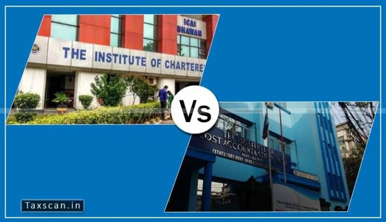 Illegal and Unauthorized use of the acronym 'ICAI' by the Institute of Cost Accountants of India, says ICAI
