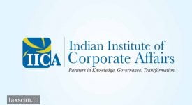 Indian Institute of Corporate Affairs - Taxscan