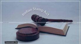 Indian Stamp Act - Taxscan