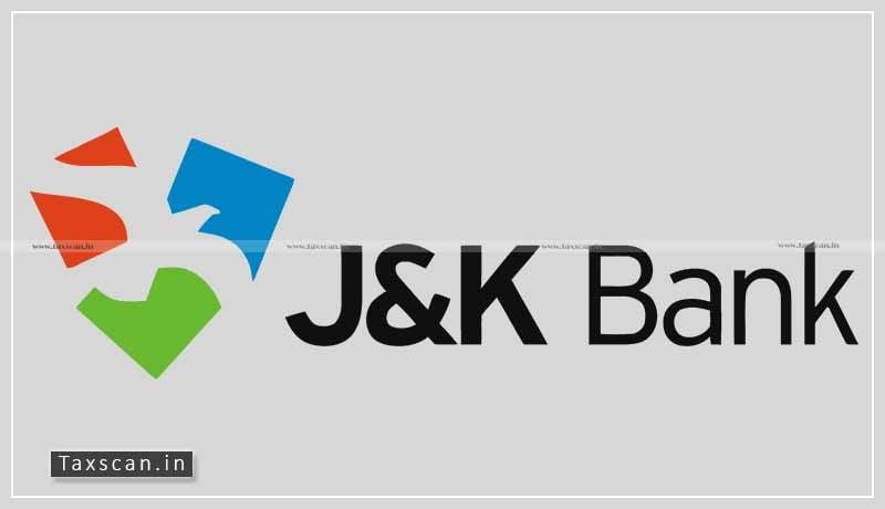 Jammu and Kashmir Bank - Taxscan
