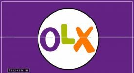 OLX - Account Executive - Taxscan