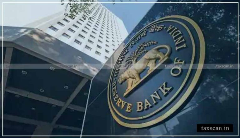 Chartered Accountant openings in RBI