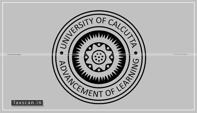University Calcutta - Taxscan