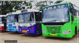 buses - AAR - GST - APSRTS - Taxscan