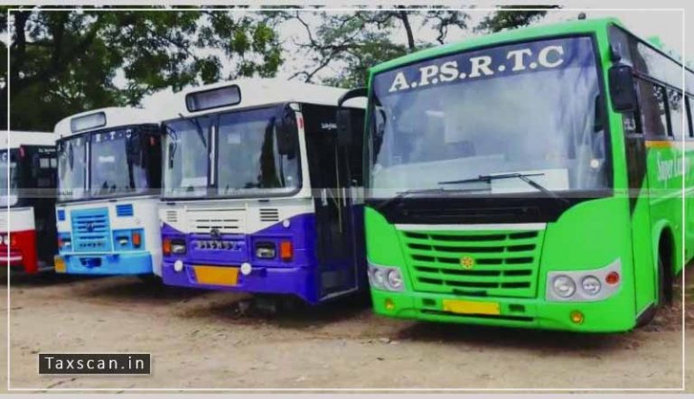 18% GST applicable on Renting Non A/c Buses in the name of APSRTC: AAR [Read Order]