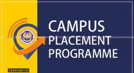 campus placement programme - ICAI - Taxscan