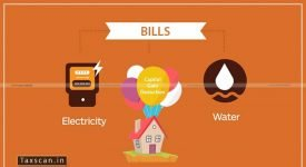 capital gain deduction - House - electricity bills - Taxscan