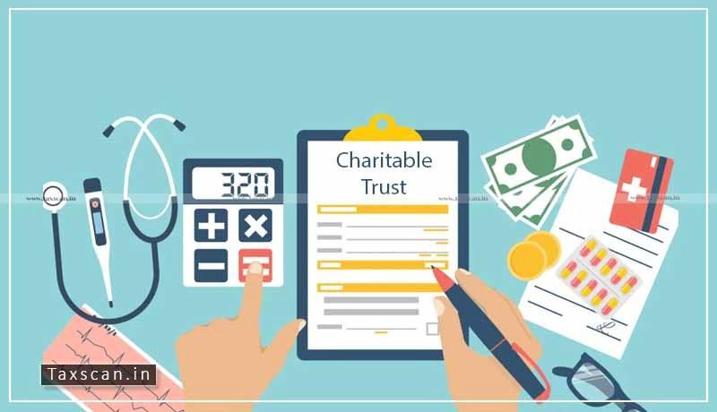 charitable trust - AAR - medical - financial support - GST - Taxscan