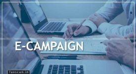 e-campaign - voluntary compliance - Income Tax - Taxscan