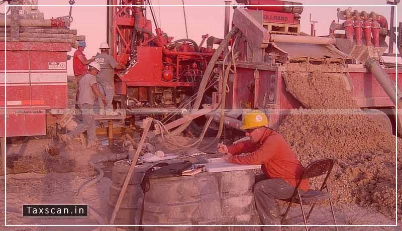 mud engineering - GST - AAR - Contract - composite service - Taxscan