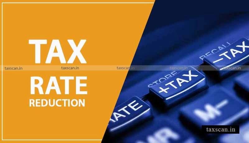 Prasad Media Corporation - NAA - rate reduction - Taxscan