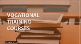vocational training courses - GST - AAR - Taxscan
