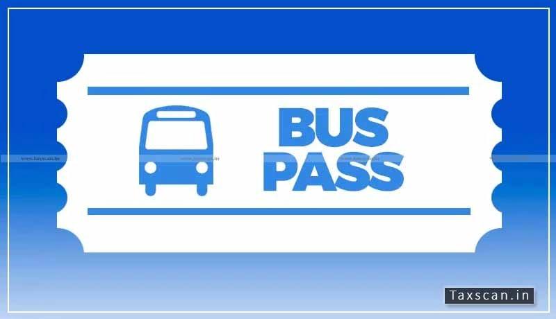 Bus pass - GST - AAAR - actionable claim - Taxscan