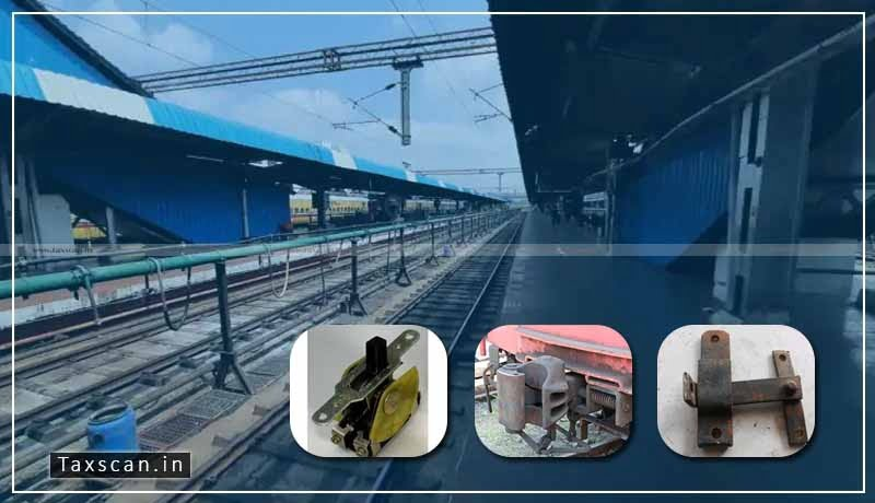 GST - AAR - Railway parts - Taxscan