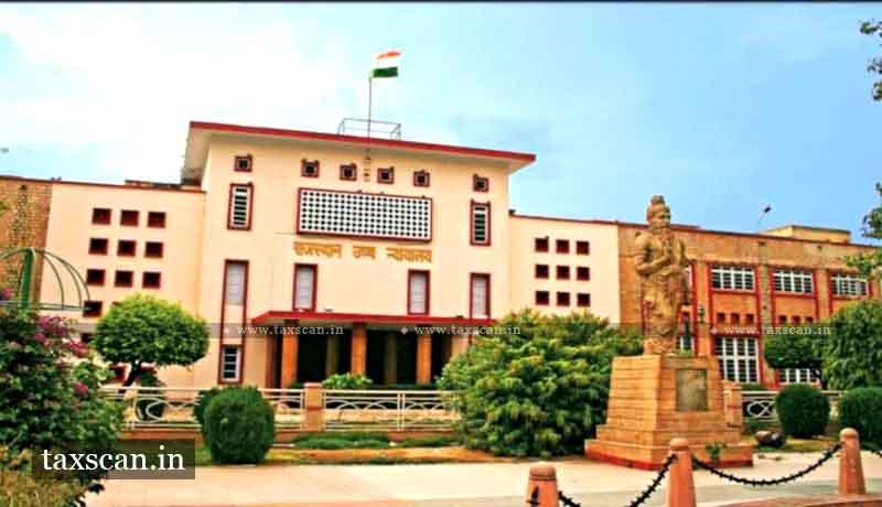 GST Council - GST - CENVAT credit - recommendation Commissioner - Rajasthan High Court - Taxscan