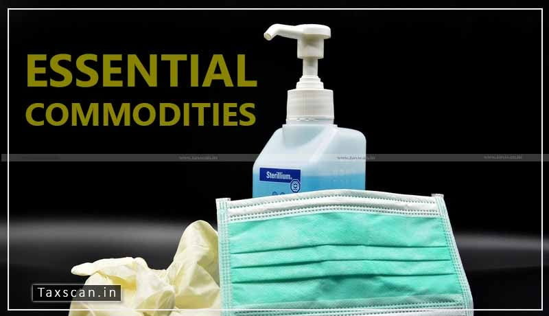 GST - PIL - masks - sanitizers - essential commodities - Taxscan
