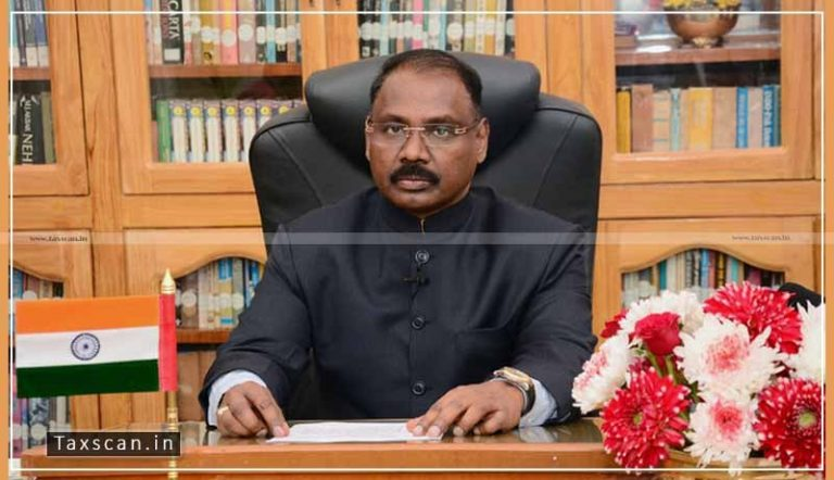 G.C Murmu appointed as the new CAG