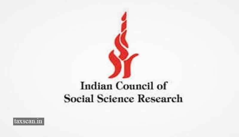 ICSSR - Chartered Accountant - Jobscan