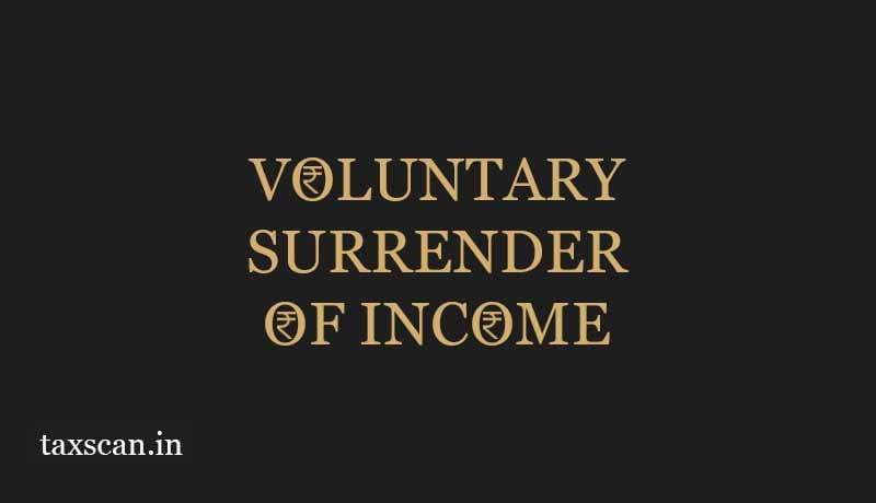 ITAT - Penalty - Assessee - Voluntarily surrendered Income - Taxscan